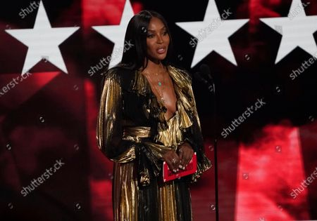 Editorial photo of 2021 BET Awards - Show, Los Angeles, United States - 27 Jun 2021