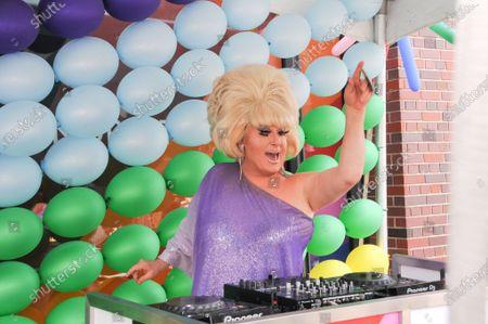 DJ Lady Bunny (Jon Ingle)