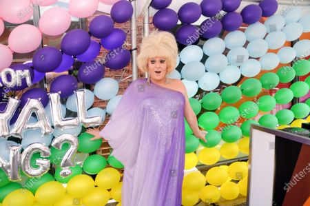Editorial image of Leslie Jordan x Nordstrom NYC Pride Event, New York, USA - 27 Jun 2021