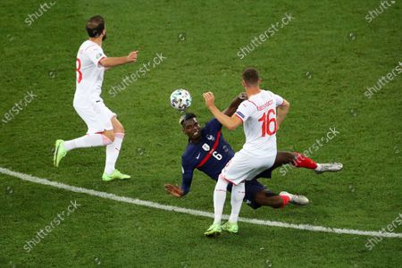 Editorial picture of France v Switzerland, UEFA European Championship 2020, Round of 16, International Football, National Arena, Bucharest, Romania - 28 June 2021