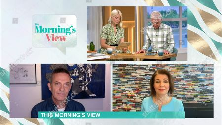 Phillip Schofield, Holly Willoughby, Matthew Wright AND Julia Hartley-Brewer