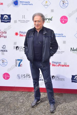 Editorial picture of 5th edition of the Festival of Books and Stars, Paris, France - 27 Jun 2021
