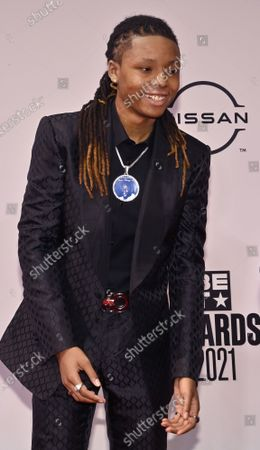 Actor Michael Epps arrives for the BET Awards at the Microsoft Theater in Los Angeles on Sunday, June 27, 2021. After a socially distanced ceremony in 2020 due to the coronavirus pandemic, the BET Awards returned to a live ceremony.