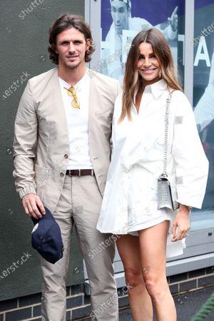 Jake Hall and Misse Beqiri