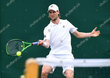 Editorial photo of Wimbledon Championships 2021, United Kingdom - 28 Jun 2021