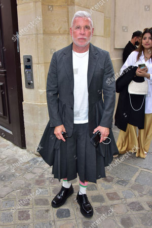 Stock Photo of Nick Wooster