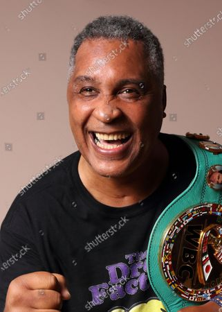 Michael Watson MBE photographed exclusively for West Essex Life