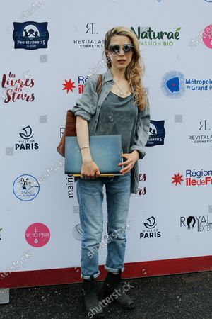 Editorial image of Books of Stars festival, Paris, France - 27 Jun 2021