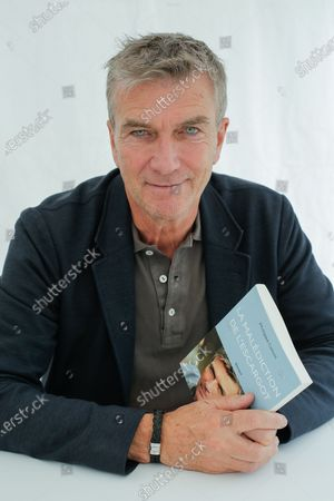 """Philippe Caroit at the fifth festival """"Books Of Stars"""""""