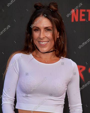 Editorial photo of 'Fear Street Trilogy' film premiere, Los Angeles, California, USA - 28 Jun 2021