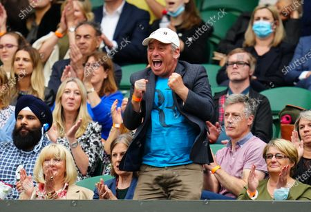 Editorial picture of Wimbledon Tennis Championships, Day 2, The All England Lawn Tennis and Croquet Club, London, UK - 29 Jun 2021