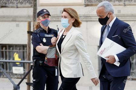 Editorial photo of Trial of the Kitchen case, an allegedly illegal spying operation against the former Popular Party treasurer Luis Barcenas, Madrid, Spain - 29 Jun 2021