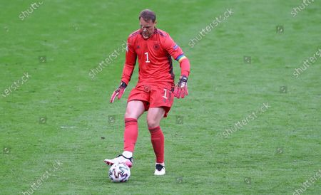 Stock Picture of Manuel Neuer of Germany