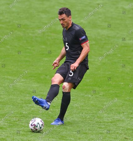 Stock Picture of Mats Hummels of Germany
