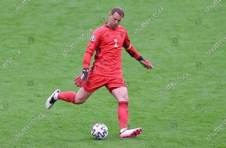 Manuel Neuer of Germany