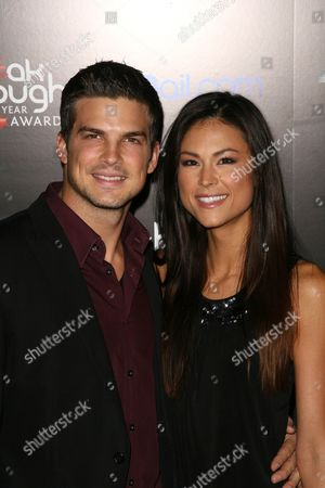 Rick Malambri and wife Lisa Malambri