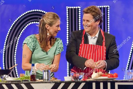 Michael Ball and Jo Pratt