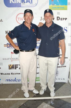 James Denton and Doug Savant