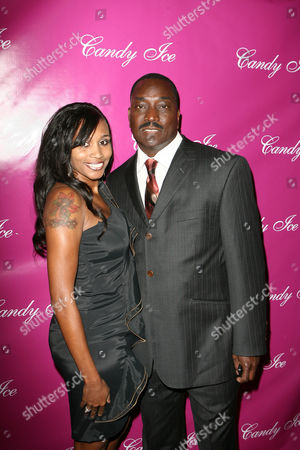 Clifton Powell and guest