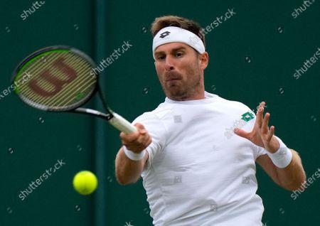 Editorial image of Wimbledon Tennis, London, United Kingdom - 29 Jun 2021