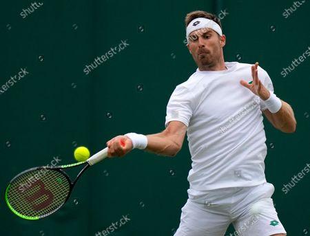 Editorial picture of Wimbledon Tennis, London, United Kingdom - 29 Jun 2021