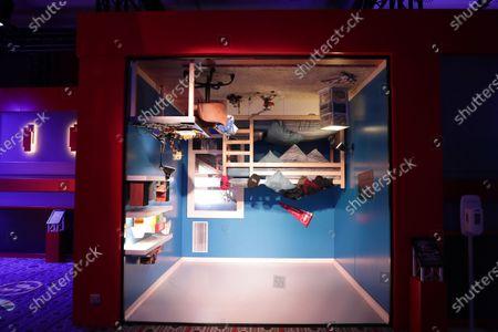Atmosphere Bedroom, Peter Parker