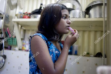 Slumdog Millionaire child star Rubina Ali