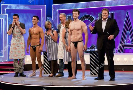 Editorial image of 'The Michael Ball Show' TV Programme, London, Britain - 23 Aug 2010
