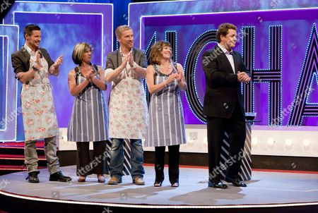 Editorial photo of 'The Michael Ball Show' TV Programme, London, Britain - 23 Aug 2010