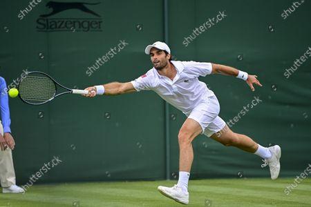 Editorial image of Wimbledon Championships 2021, United Kingdom - 29 Jun 2021
