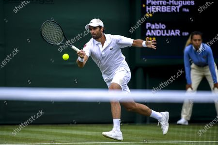 Editorial picture of Wimbledon Championships 2021, United Kingdom - 29 Jun 2021