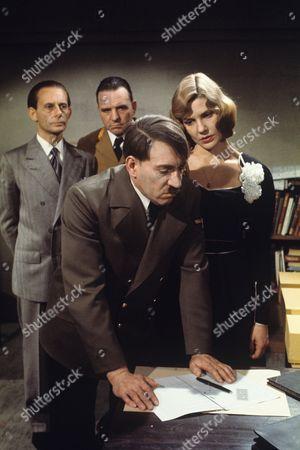 Oscar Quitak. Ed Devereaux, Frank Finlay and Caroline Mortimer