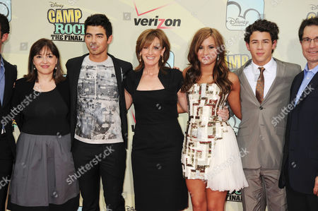 Editorial photo of 'Camp Rock 2 - The Final Jam' Film Premiere, New York - 18 Aug 2010