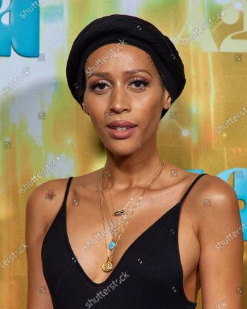 Stock Photo of Isis King