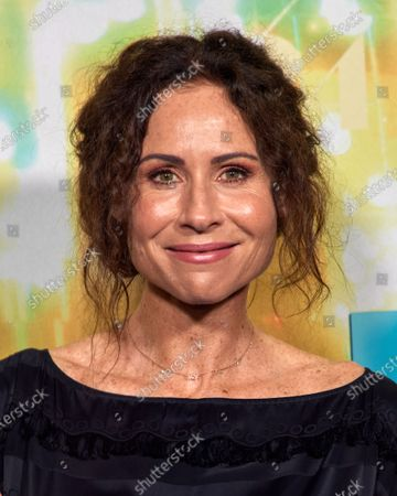 Stock Image of Minnie Driver