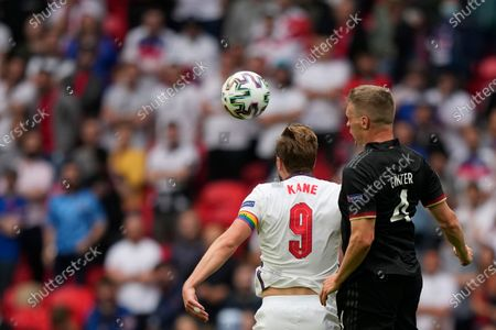 Editorial image of England Germany Euro 2020 Soccer, London, United Kingdom - 29 Jun 2021