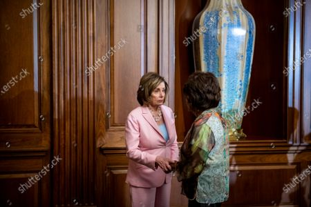 Editorial image of Bill Enrollment Photo Opportunity for Congressional Review Act Resolutions S. J. Res. 13, 14 and 15, Washington, District of Columbia, USA - 29 Jun 2021