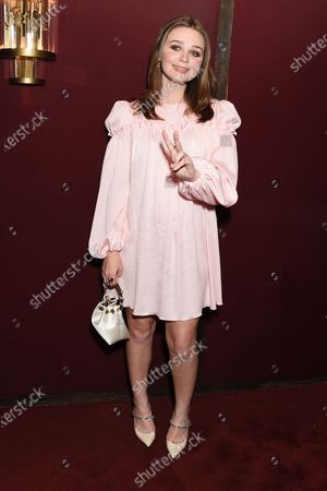Editorial picture of Exclusive - 'Holler' special film screening, Soho House West Hollywood, Los Angeles, USA - 29 Jun 2021