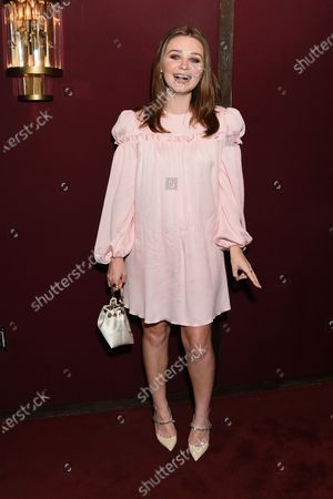 Editorial image of Exclusive - 'Holler' special film screening, Soho House West Hollywood, Los Angeles, USA - 29 Jun 2021