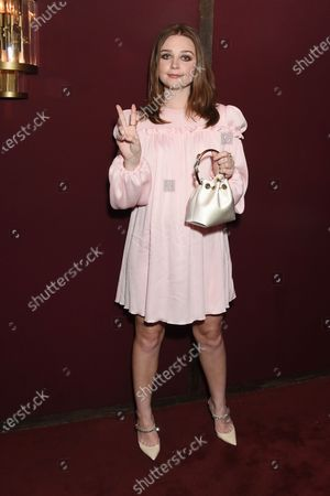 Stock Image of Exclusive - Jessica Barden