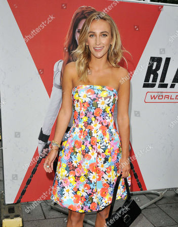 Editorial photo of Marvel Studios 'Black Widow' film premiere and fan event, Cineworld Leicester Square, London, UK - 29 Jun 2021