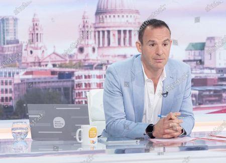 Editorial picture of 'Good Morning Britain' TV show, London, UK - 30 Jun 2021