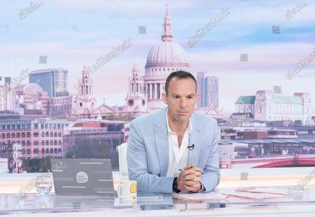 Stock Photo of Martin Lewis