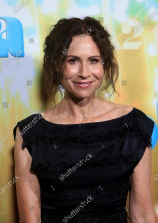 """Minnie Driver seen at Los Angeles special screening of A24's """"ZOLA"""", in Los Angeles"""