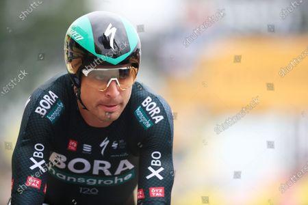Editorial picture of Tour de France 2021 - 5th stage, Laval Espace Mayenne - 30 Jun 2021