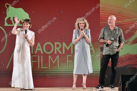 Director Michela Cescon, Valeria Golino, Ivano De Matteo
