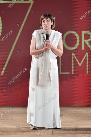 Director Michela Cescon