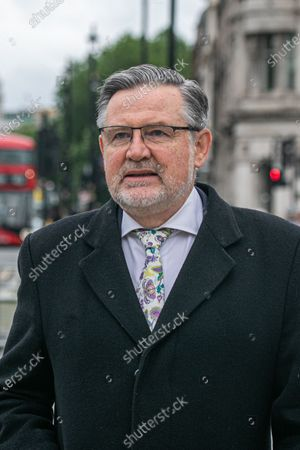 Stock Image of Barry Gardiner, Labour MP, Brent North