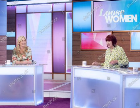 Penny Lancaster and Janet Street-Porter