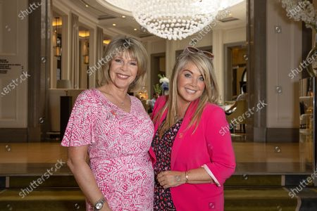 Ruth Langsford and Lucy Alexander